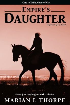 Daughter ebook cover