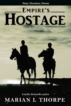 Hostage ebook cover